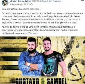 Samuel, cantor sertanejo