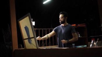 Artista plástico Rafael Jonnier