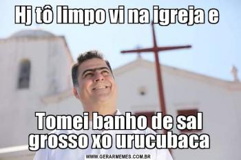 Meme Emanuel Pinheiro Macumba