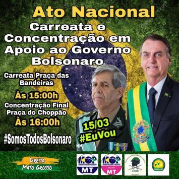 Protesto Bolsonaro