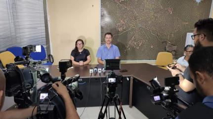 Wheverton Barros/Prefeitura de Rondonópolis