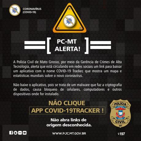 Alerta PJC