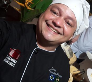 chef reginaldo portugal