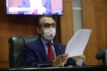 Deputado Wilson Santos