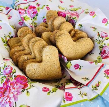biscoito com especiarias