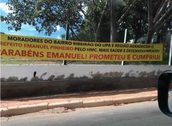 Denúncia eleitoral Emanuel Pinheiro