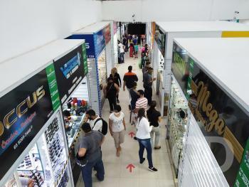 Reabertura Shopping Popular