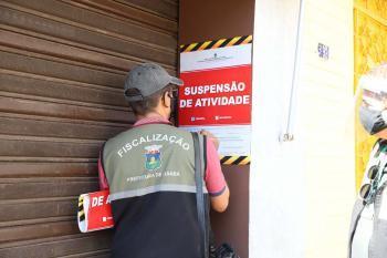 Fotos Fiscalização prefeitura / Fiscais / Empresas / Comercio