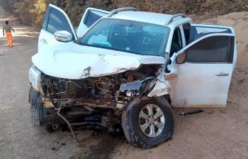 acidente gol caminhonete juruena