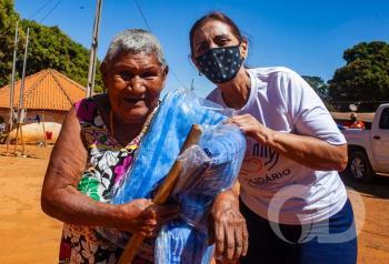 Indígenas Xavantes
