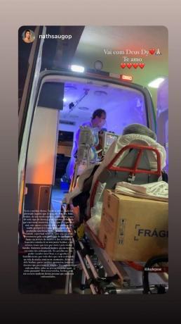 uti aerea medica cobra Dieynne Miranda Saugo