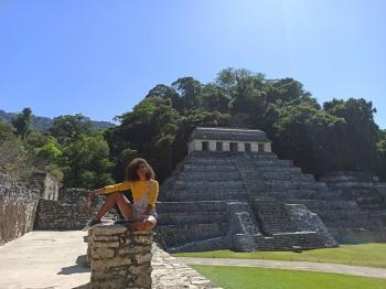 Yasmin Andrade, México
