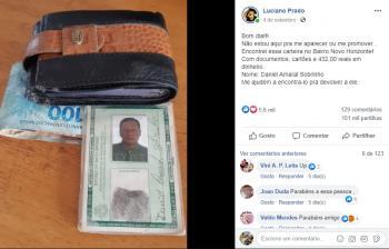 Daniel Amaral Sobrinho carteira