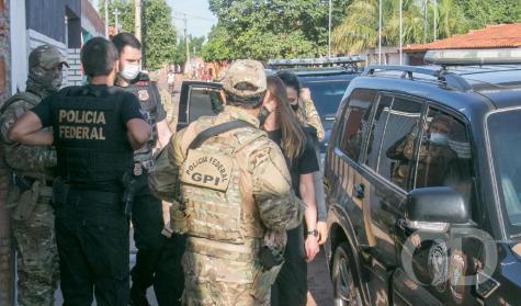 Polícia Federal cumpre mandados em MT contra tráfico sexual de mulheres |  Gazeta Digital