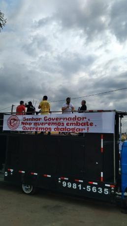 protesto rga servidores