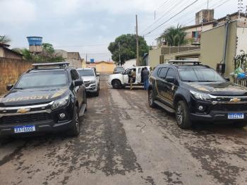 Operação Balada Polícia Federal