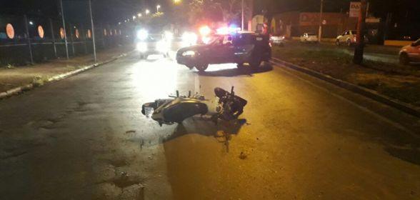 4dd92641797 Soldado do Exército morre em acidente após moto bater em poste ...
